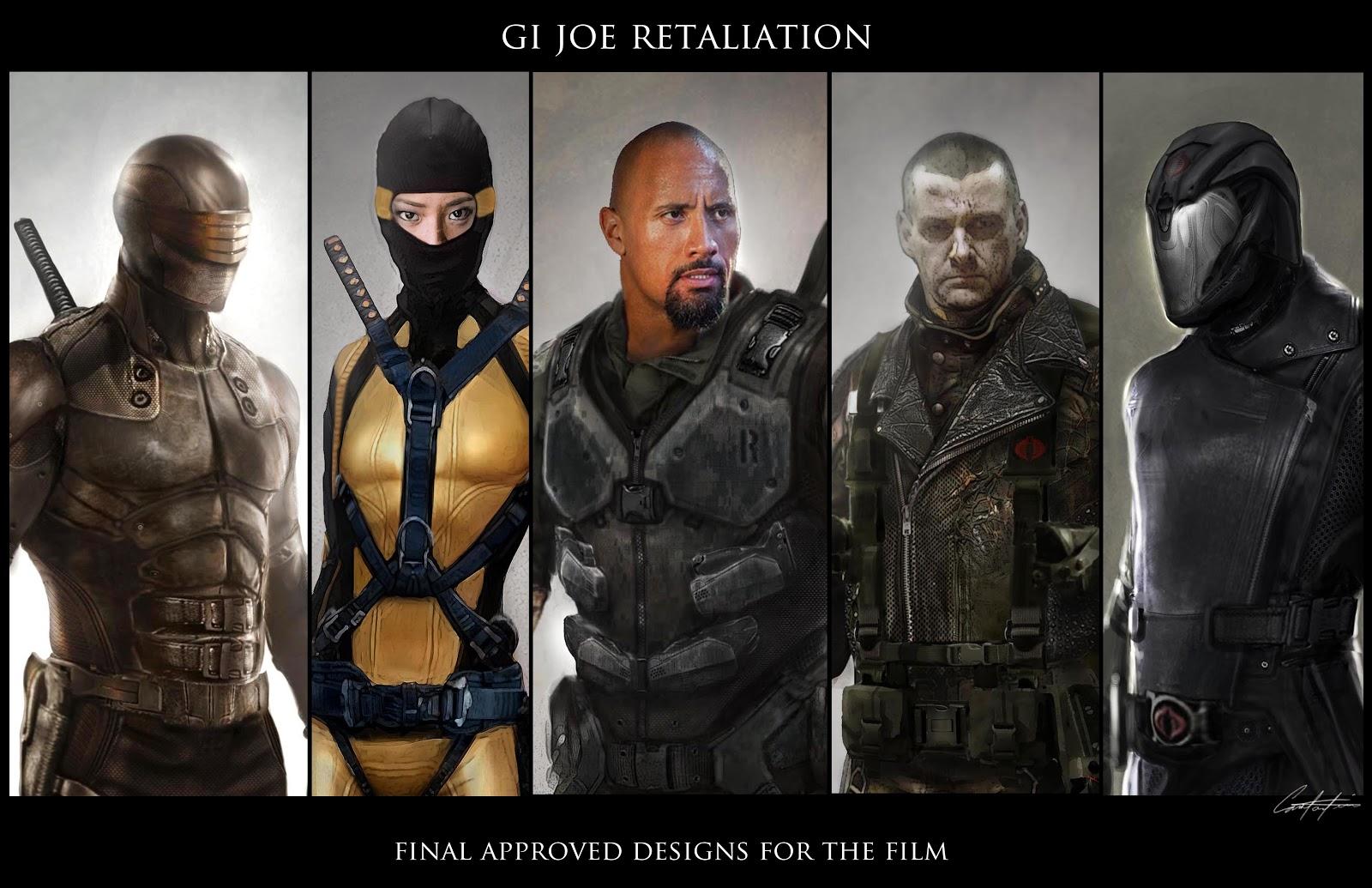 g i joe retaliation cool alternate costumes for snake