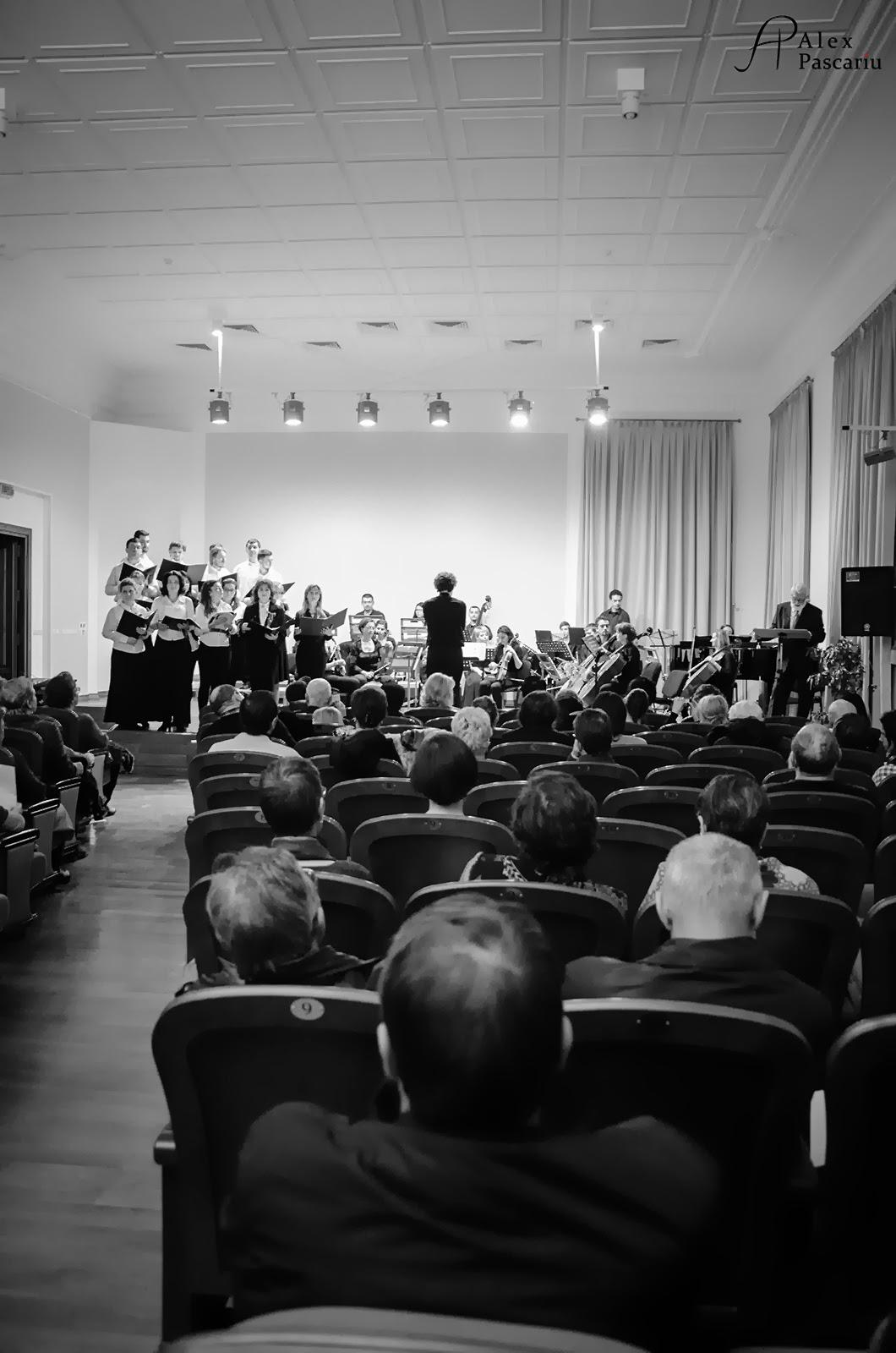 Concert de colinde Armonia Lucis 8