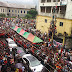 Biafra: IPOB Children Cry For Help As Nnamdi Kanu's Wife Visits Aba