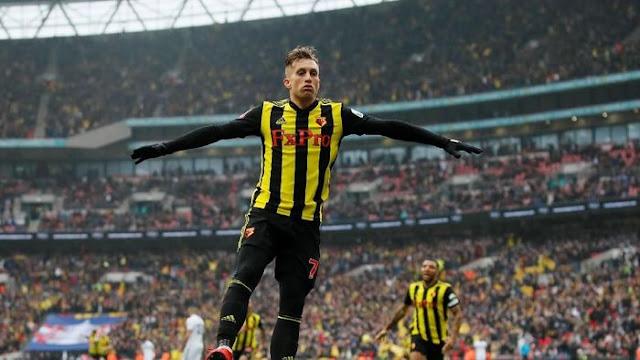 Hasil Piala FA: Dramatis! Watford ke Final Usai Kalahkan Wolverhampton