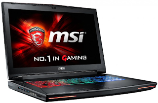 MSI GT72 Dominator 019 High Performance Laptop