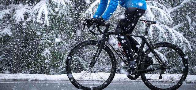 Kış Aylarında Bisiklet Kullanımı ve Kışlık Giyim Nasıl Olmalı
