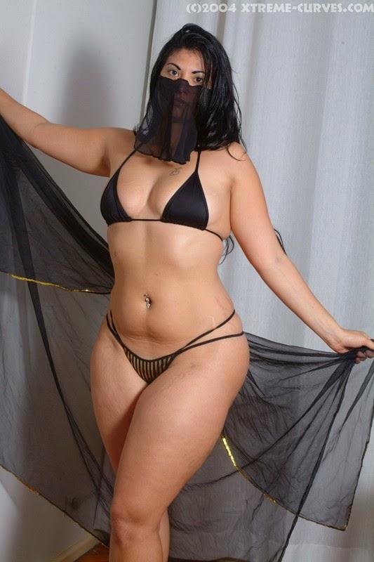 Milf see through lingerie