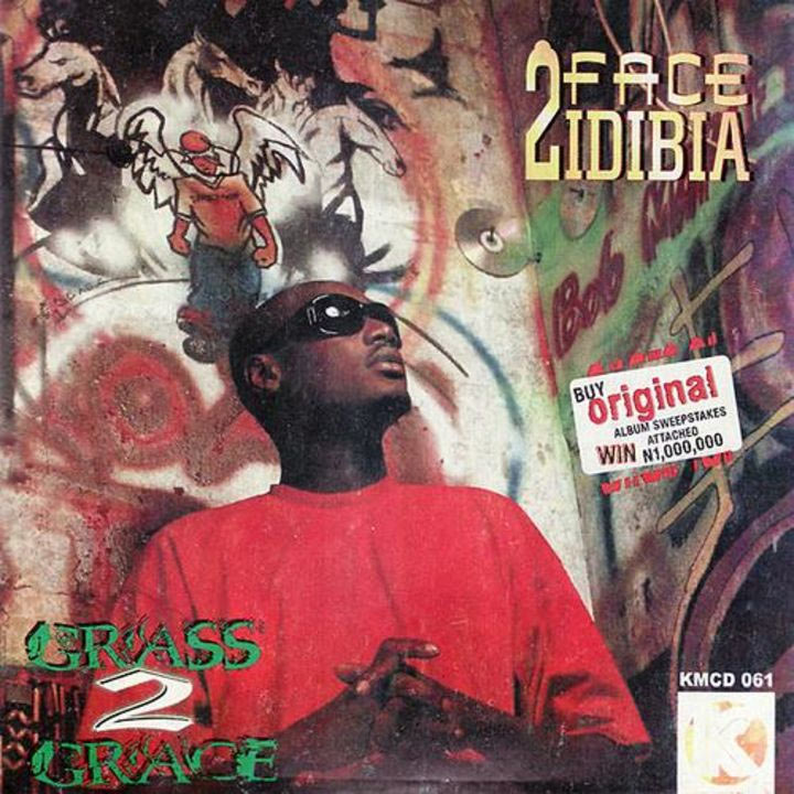 2face Idibia - Ocho