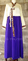 Hanbok Dress Batik