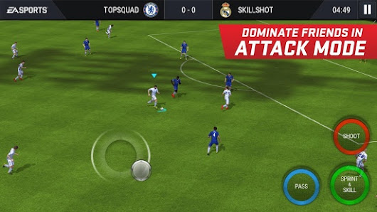 FIFA Mobile Soccer v6.0.0 Apk For Android Terbaru