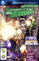 Os Novos 52! Lanterna Verde - Os Novos Guardiões #7