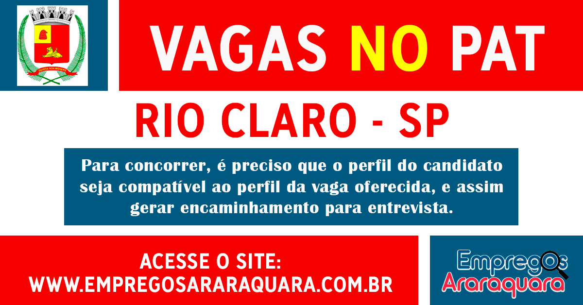 PAT RIO CLARO