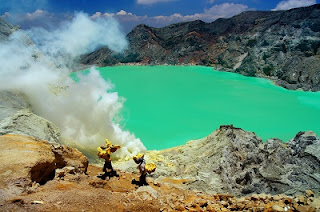 tempat Wisata di Jawa Timur kawan ijen