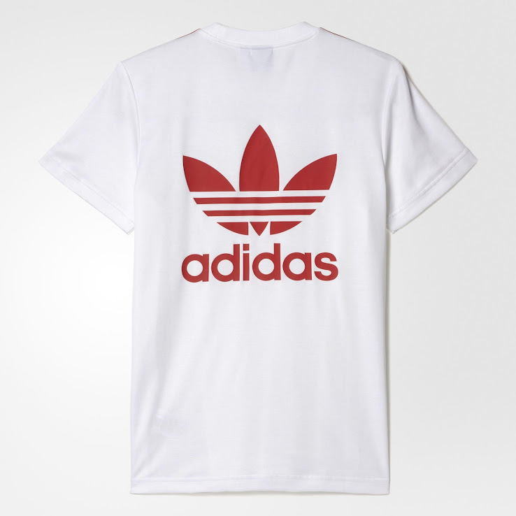 huge discount 999bd 426a4 Adidas Originals Bayern Munich Collection Revealed - Footy ...