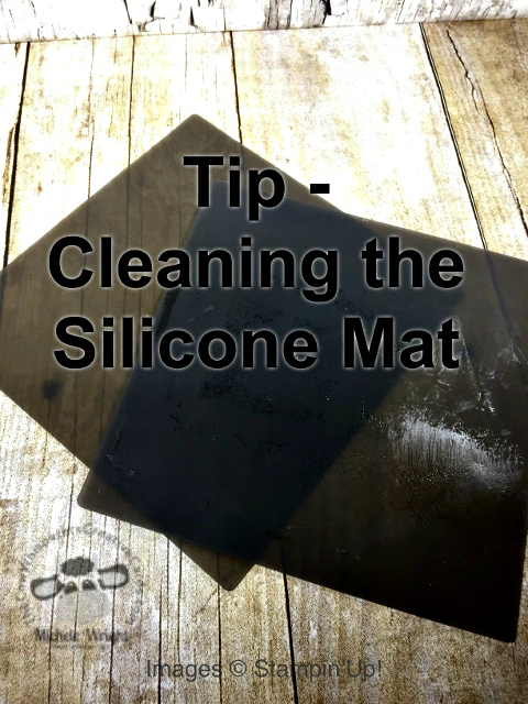 Tip, Silicone Mat, Cleaning, Remove Adhesive