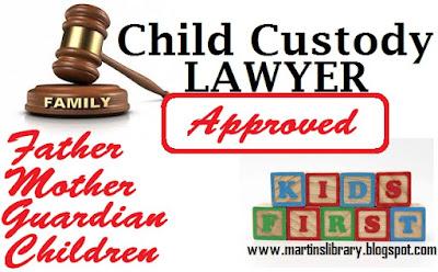 Child Custody Image