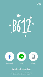 B612 Aplikasi Kamera Selfie Terbaik Untuk Android