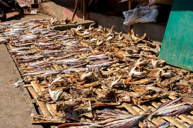 marché Mawlamyine - Birmanie - Myanmar