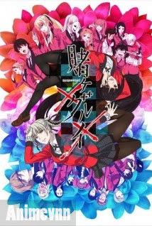 Kakegurui×× -  2019 Poster