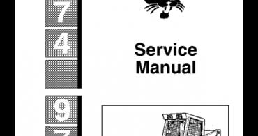 Bobcat Manual Download : BOBCAT 974, 975 SKID STEER LOADER