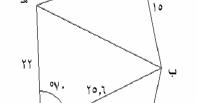 حساب مساحة الاشكال الغير منتظمة ~ المساحة