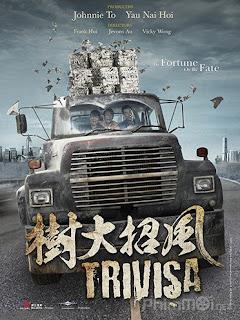 Tam Đại Tặc Vương - Trivisa (2016)   Full HD VietSub Thuyết Minh