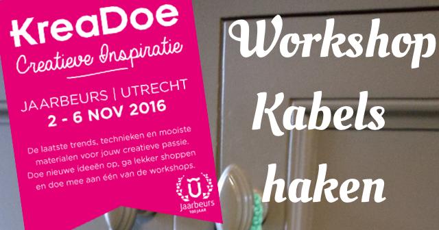 Wolcafé Kreadoe En Workshops Kabels Haken