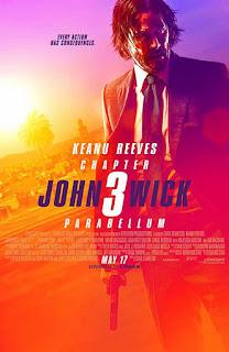 John Wick: Chapter 3 – Parabellum First Look Poster 2