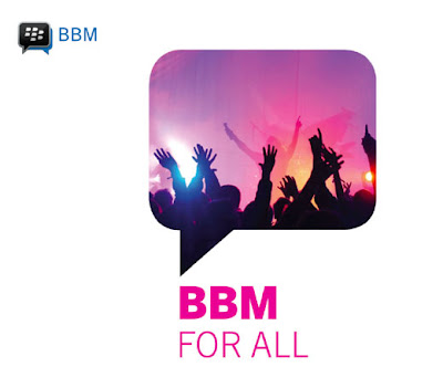BlackBerry Messenger (BBM) coming to Android and iOS devices on September 21 and 22