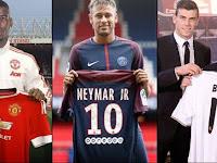 11 Pemain Sepak Bola Termahal di Dunia [Update Terbaru]