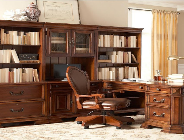 best buy solid wood home office desk with shelves and chairs sets