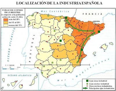 Localización de la Industria Española, 2015-2016