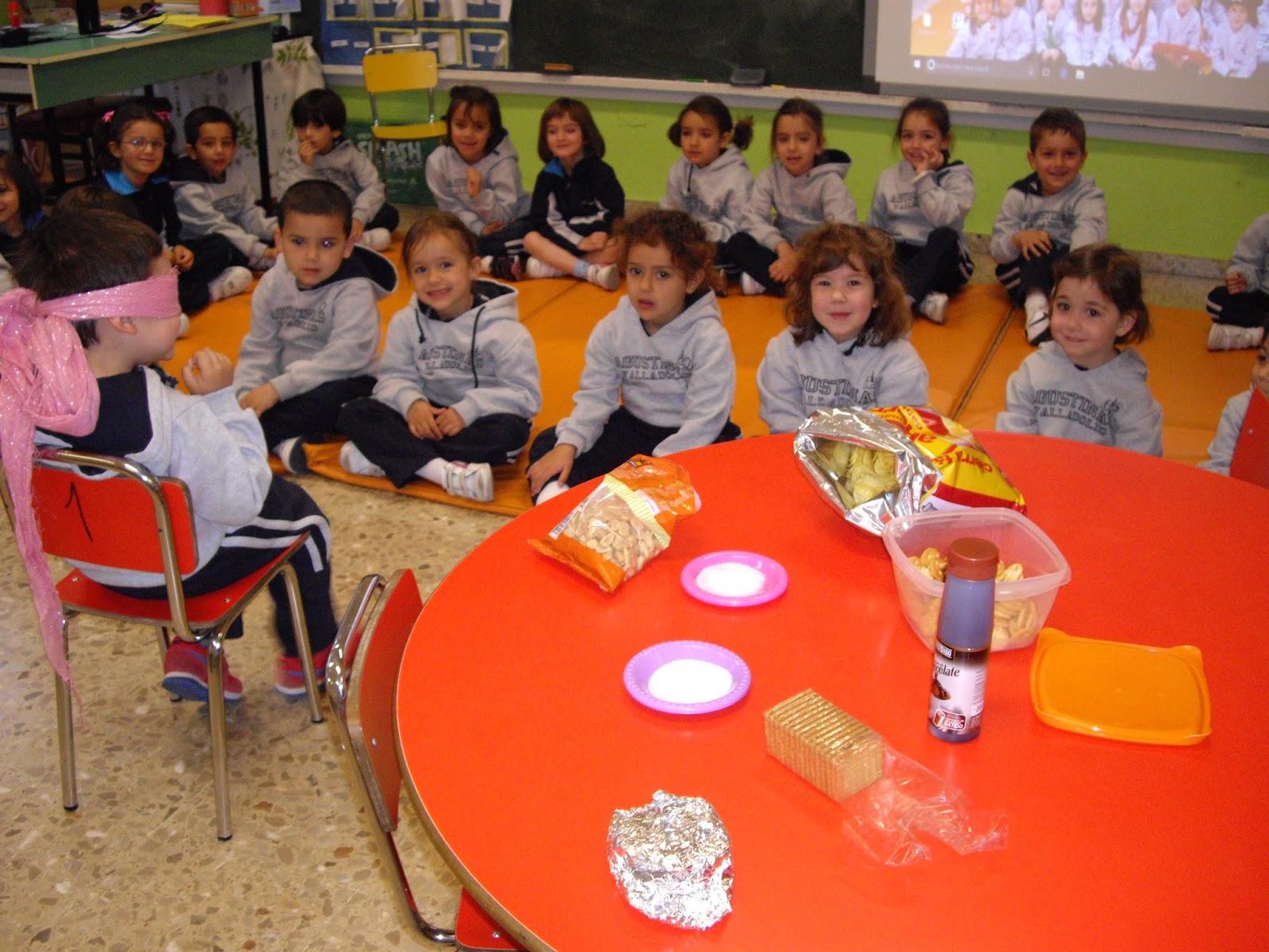 Agustinas Valladolid - 2017 - Infantil 4 - Dulce Salado 1