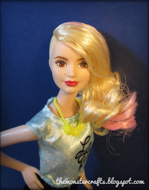Barbie Fashionistas LA Girl Review