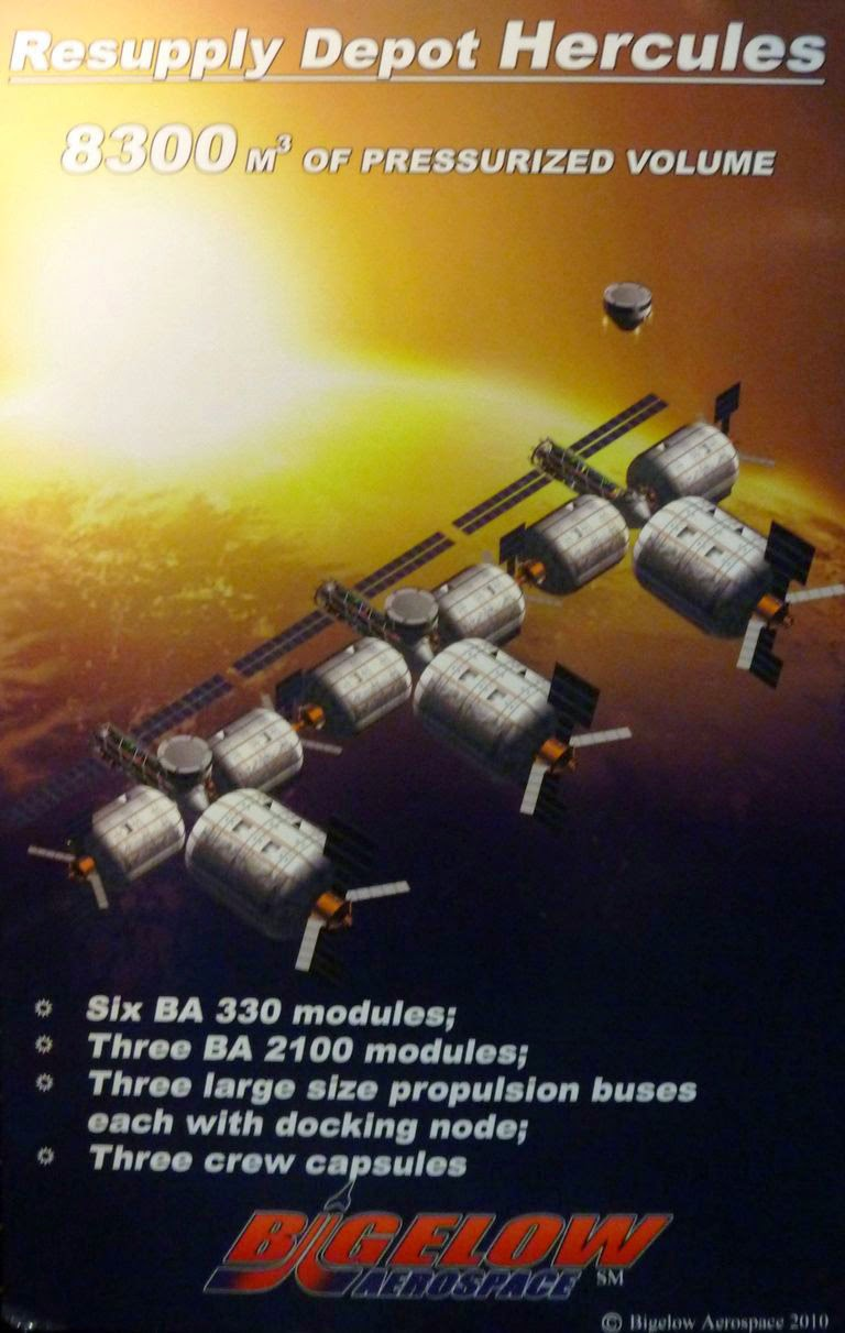 Carnival of Space 461 – Manned Mars by 2024, massive orbital