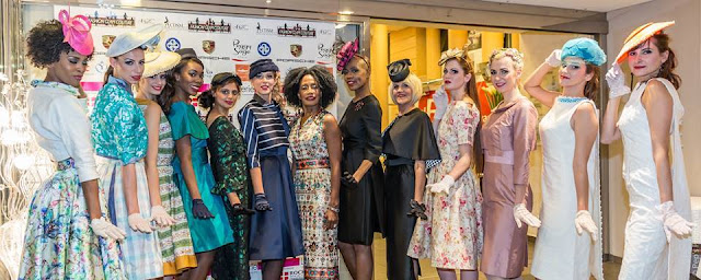 Luna Joachim owner of L'ccentfashion talks about how she got into vintage style fashion