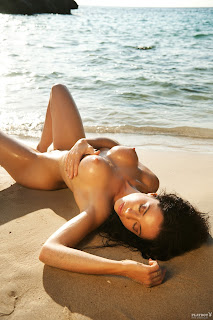Girls of Playboy - Clivia Treidl - German Playmate of the Month November 2012