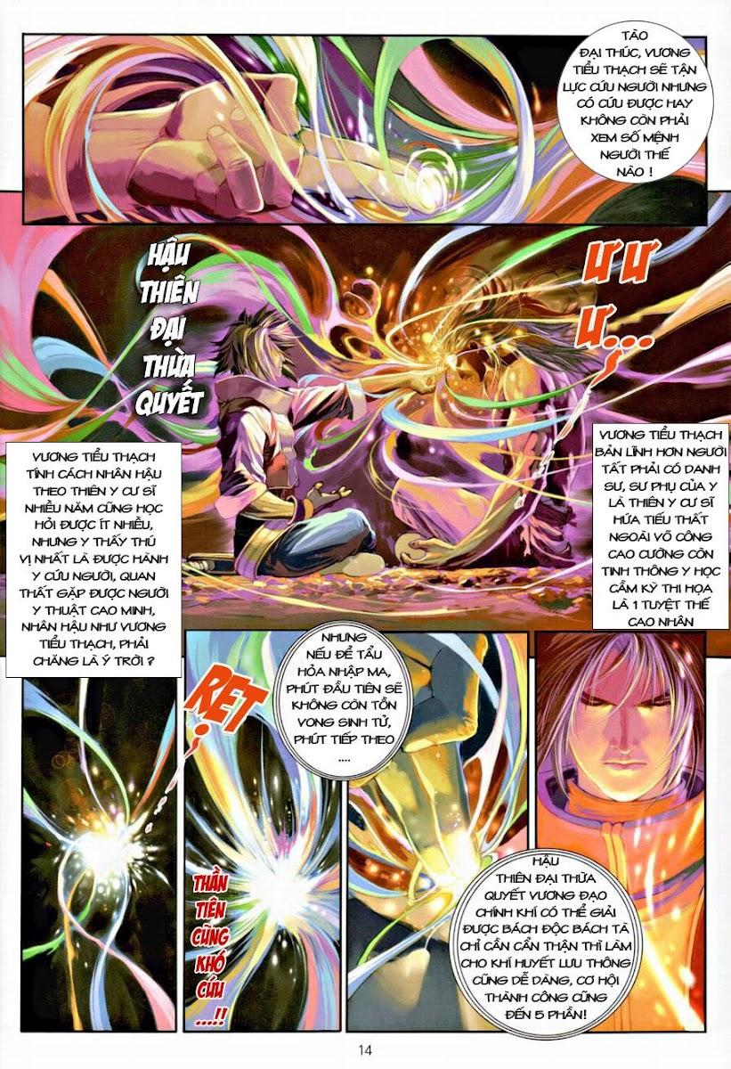 Ôn Thụy An Quần Hiệp Truyện chap 7 trang 14