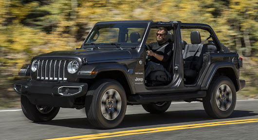 2018 Jeep Wrangler Pricing Starts At $28,190