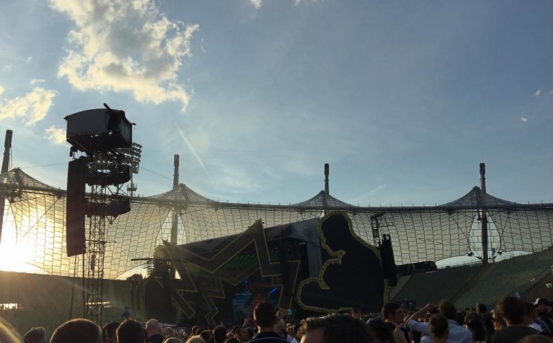 Robbie Williams Konzert in München