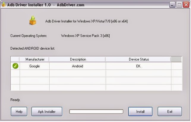 NEW UPDATE TOOL BOX AND HARDWARE SOLUTION: ADB Driver