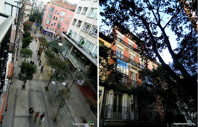 Calle Fuencarral, Chueca, Madri