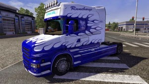 Stena Stal for Scania T Longline