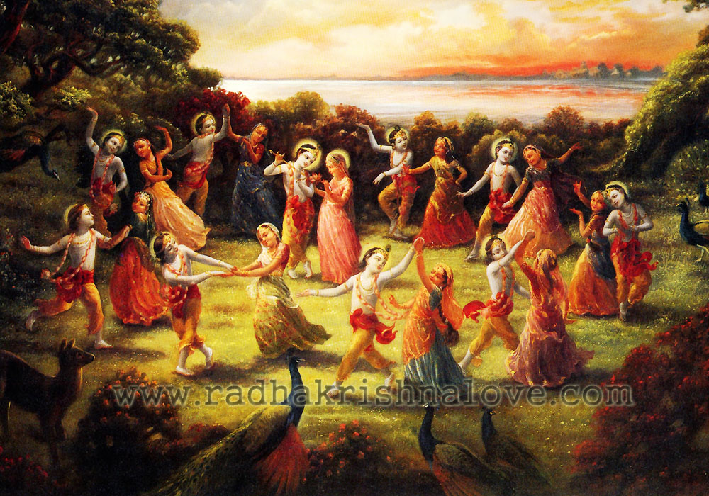 Radha Krishna Raas Leela Pictures