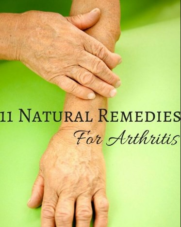 Osteoarthritis, the most common form of arthritis, causes inflammation and pain in joints and tissue around the joints. Although it usually affects elderly however some forms of arthritis can affect people at a very early age. There are some home remedies available that can effectively ease the arthritis pain.