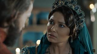 Kosem va vorbi cu fiul ei. Ea îi va cere să adminstreze doar treburile haremului. Și mai mult îi va oferi un colaborator cu rang și o va monitoriza. În ciuda acestei situații Kosem se va întâlni cu persoane apropiate ei și le va spune că ea este sultana mamă și că încă se ocupă de problemele imperiului.