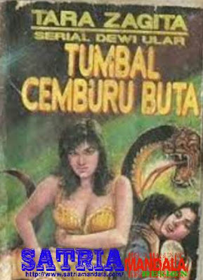Download Ebook Serial Dewi Ular Tumbal Cemburu Buta