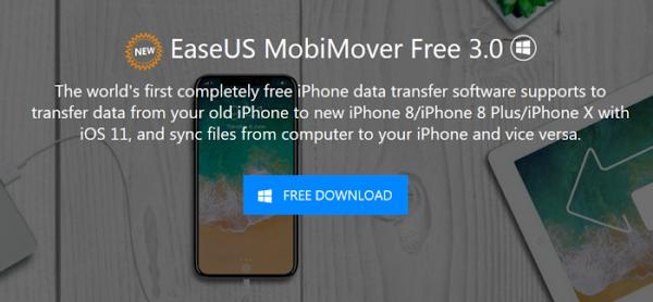 Transfer Data dari iPhone Lama ke iPhone Baru Dengan EaseUS MobiMover
