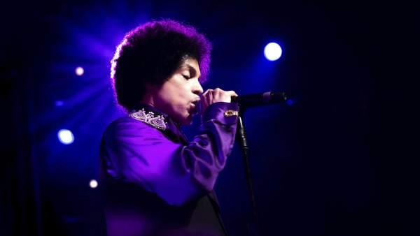 Prince, en el Festival de Jazz de Montreux, en Suiza (Junio 2013)