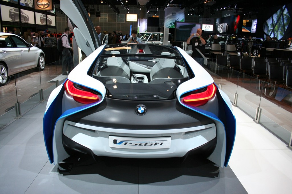 2014 Bmw I8 Wallpaper And Specification
