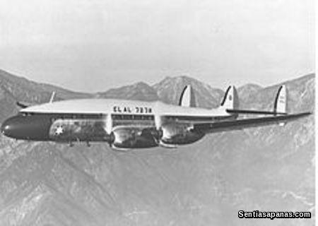 El Al Israel Airlines ELAL402 (1955)