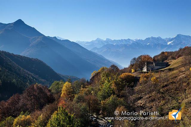 Alpe Blitz, panorama