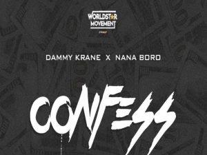 [MUSIC] Dammy Krane – Confess Ft. Nana Boro MP3 Audio