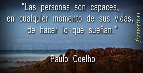 Citas para la vida de Paulo Coelho